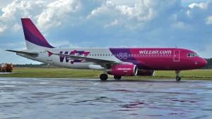 Wizz Air vanaf Maastricht