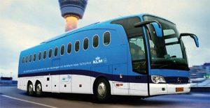 KLM-bus Maastricht-Schiphol