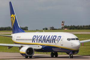 Ryanair vanaf Maastricht